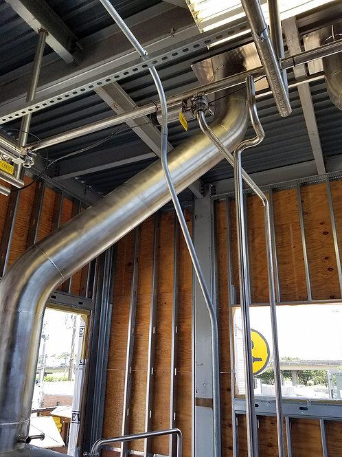 Brewhouse Ventilation System - Dallas, TX