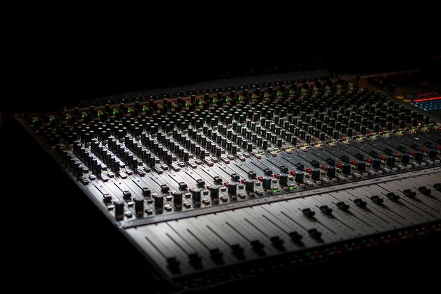 Equipamento de som