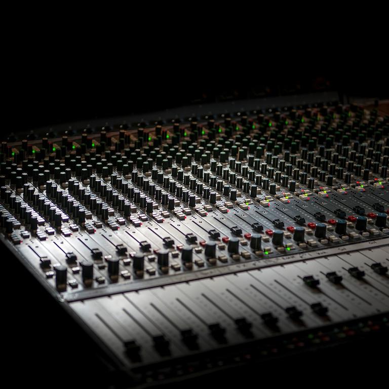 Audio Visual Evening