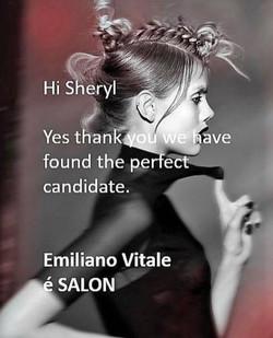 e Salon Testimonial