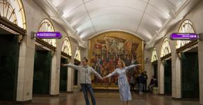 le métro de saint-pétersbourg