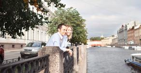 Que faire à saint-Pétersbourg en avril?