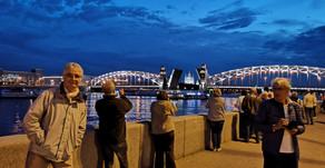 Les nuits blanches à saint-Pétersbourg