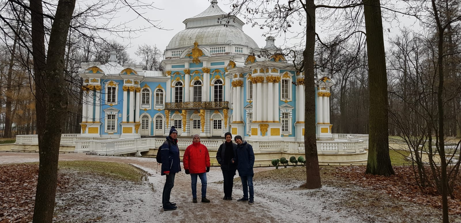 pavillon Ermitage