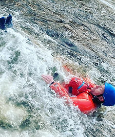 White Water Packrafter