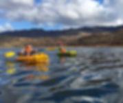 Moel Siabod view snowdonia Packraft Adventure Tirio
