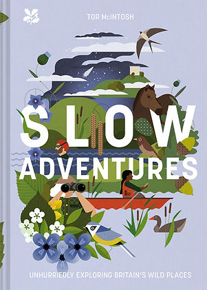 Slow Adventures Tor Macintosh Book Cover