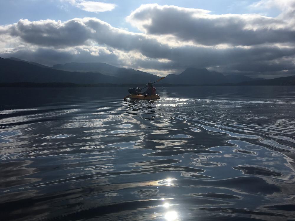 Loch Maree, looking towards Slioch
