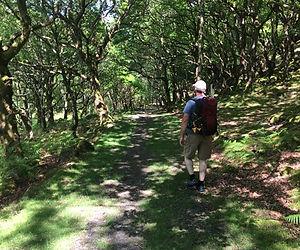 Packraft Adventure walking in Snowdonia Tirio