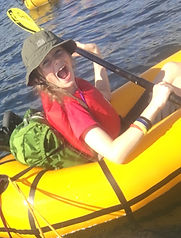 Packraft Adventure fun walk paddle go Snowdonia Tirio