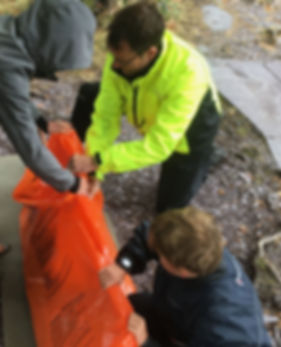Packrafting First Aid Tirio