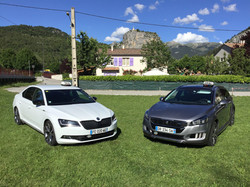LES 2 TAXIS