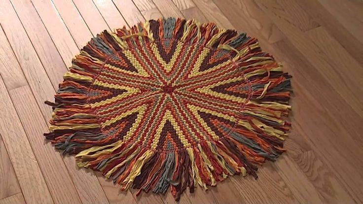 Wagon Wheel Weaving