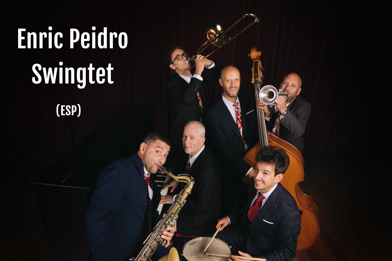 Enric Peidro Swingtet 7 Foto Sara Pista_