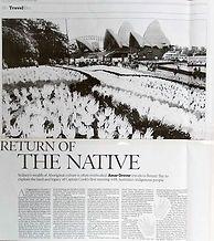Independent, Australia, Sydney, Aboriginal Sydney, Aboriginal Culture, Travel, Tourism,