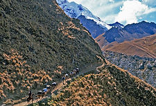 FT, Peru, Andes, Mountain Lodges, Trekking, Travel, Tourism,