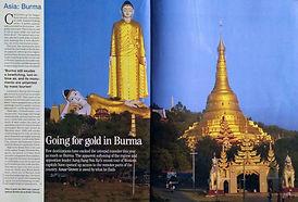 Country Life, Burma, Travel, Tourism,