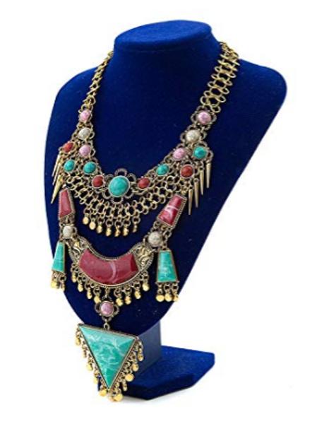 Deity Queen Necklace