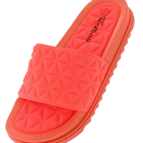 Deity Diamond Girl Sandals