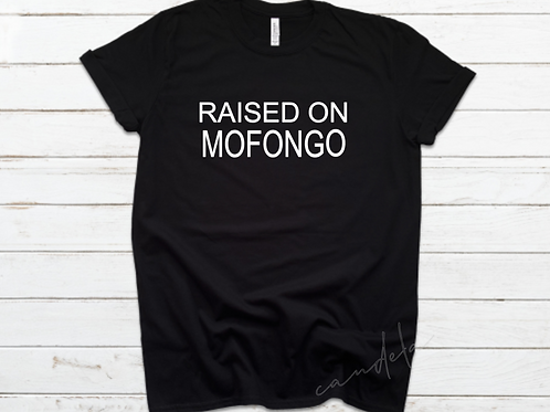 Raised on Mofongo