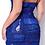 Thumbnail: Deity Denim Cinch Dress