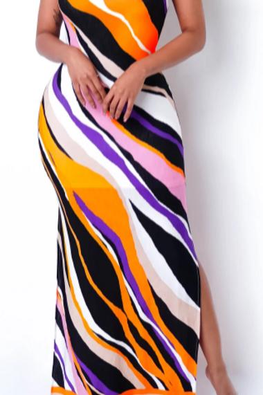 Deity Tigress Dress