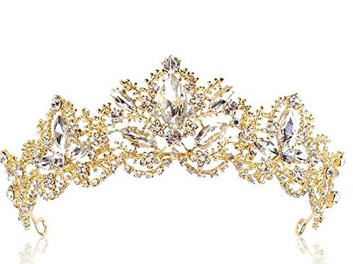Golden leaf Crown