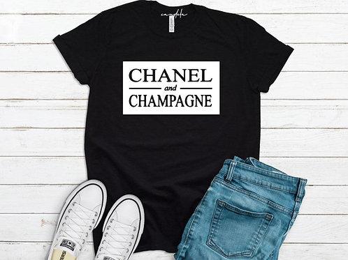 Chanel & Champagne