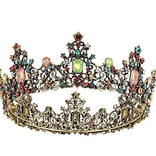 Boss B Queen Crown