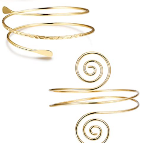 Deity Goddess Arm Bands