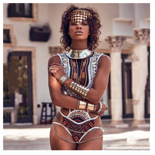 Deity African Princess