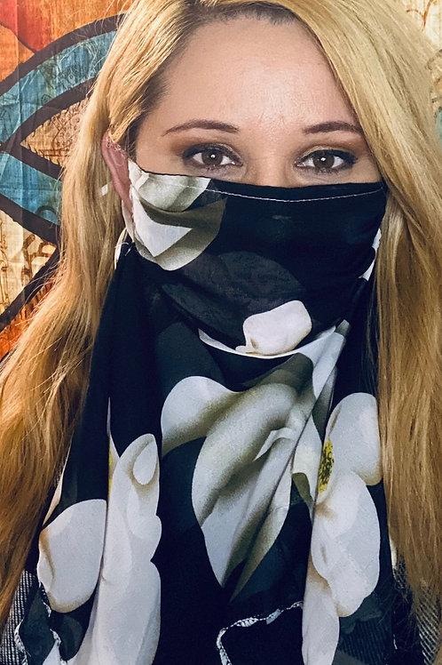 Fashion Floral Face Mask
