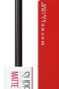Deity Maybelline Red Matte Lipstick