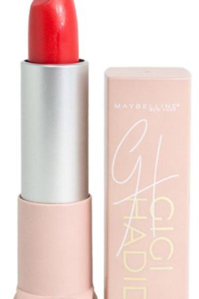 Gigi Hadid Matte Lipstick-Hot Pink
