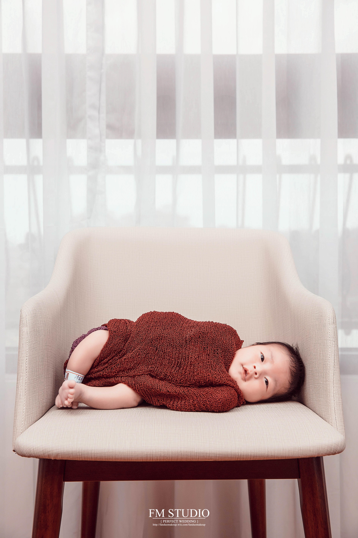 LIAM新生兒寫真