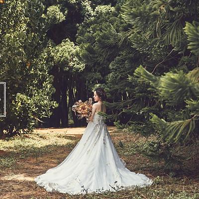 Fu+Amanda風格婚紗
