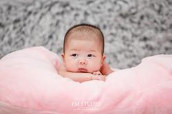 XIN新生兒寫真