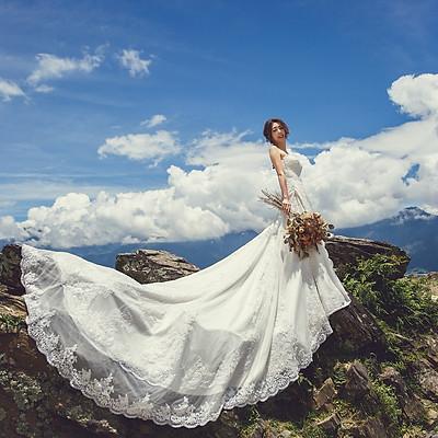 Ping+Na 風格婚紗