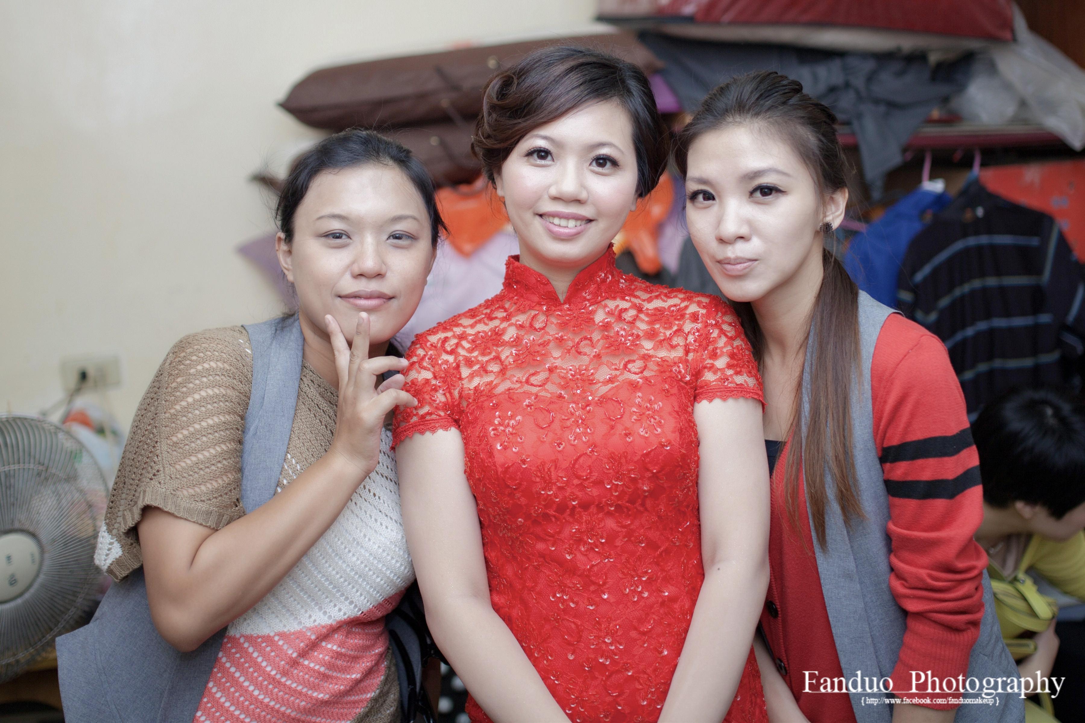樹林偉萍新娘(定結婚)