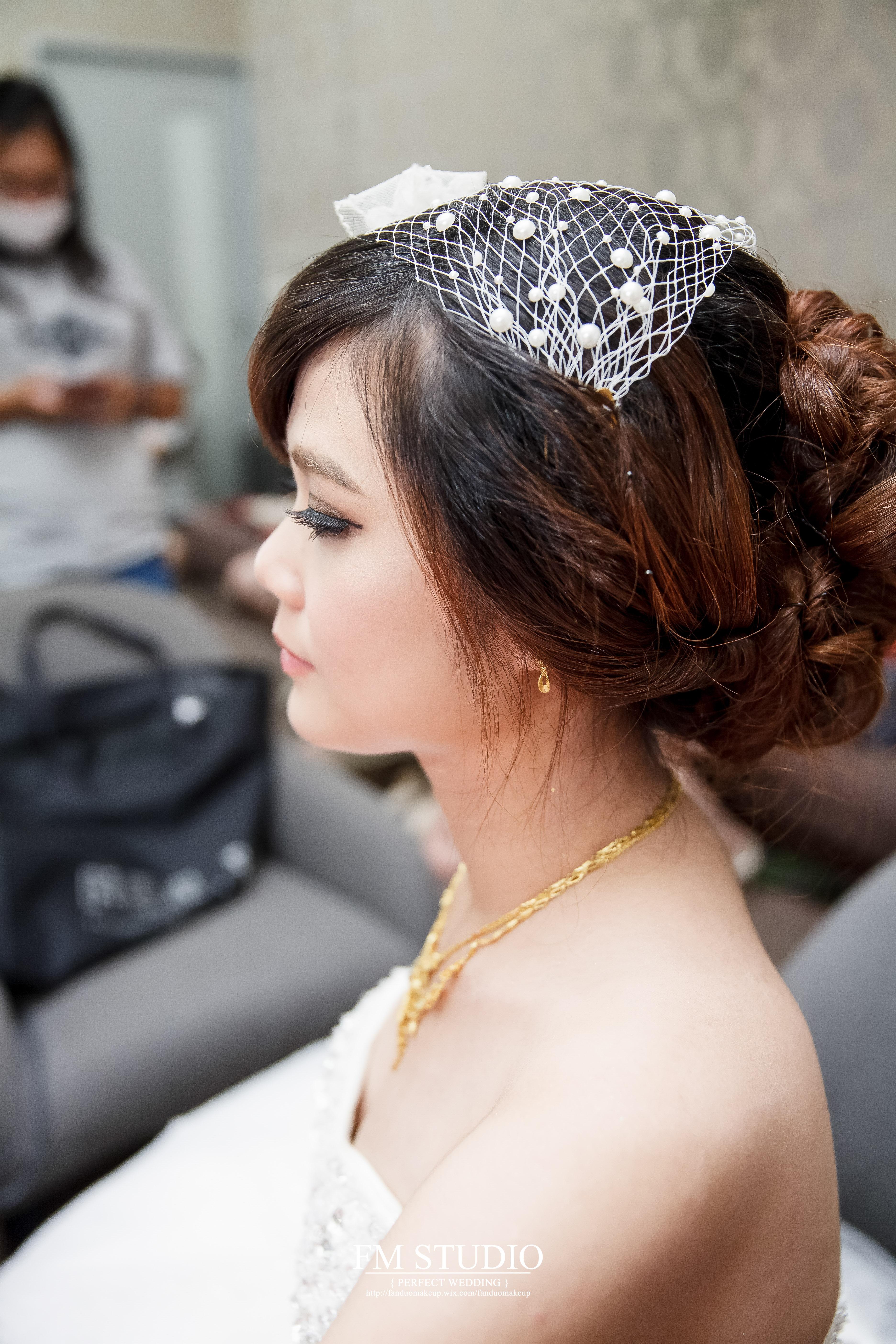台中巧霏新娘(結婚)