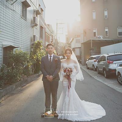 Jaric+Patty 婚禮紀實