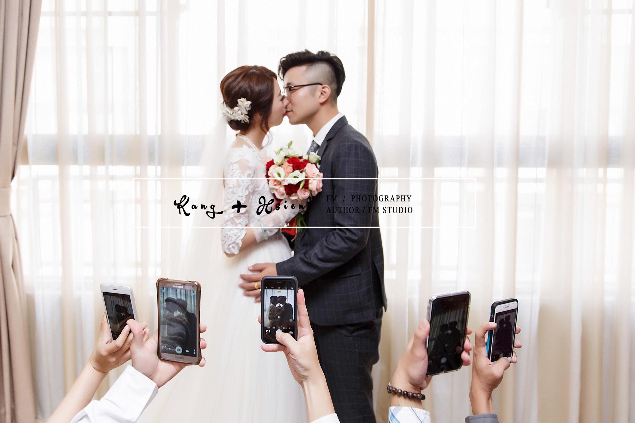Kang+Hsien婚禮紀實