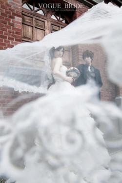 亦棠+緹娜自主婚紗