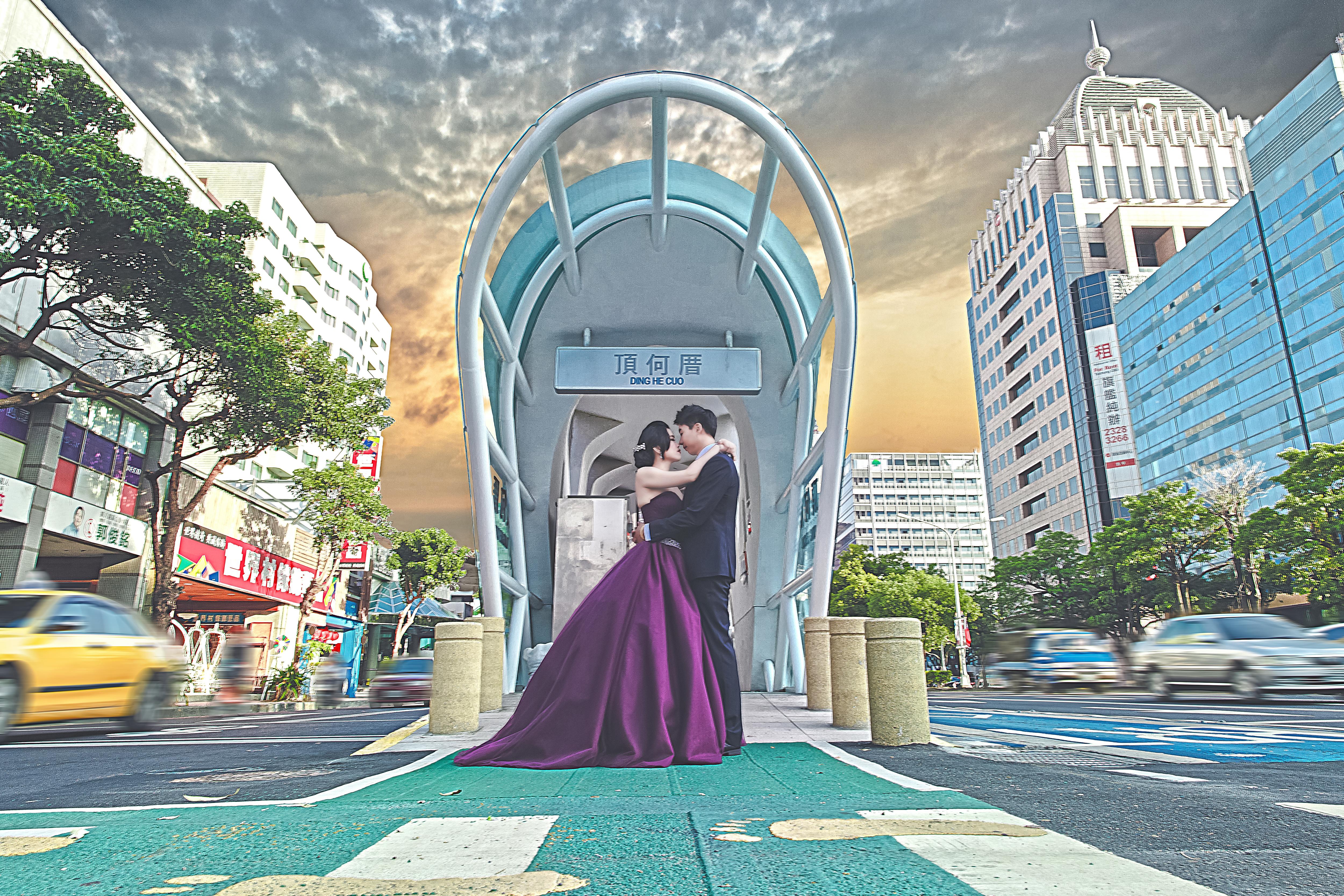 Brian+Ivy婚禮紀實(雙人雙機)