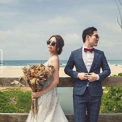 Jova+Sunny 風格婚紗