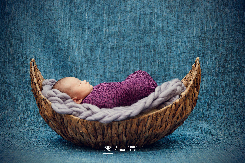 小牛寶新生兒寫真