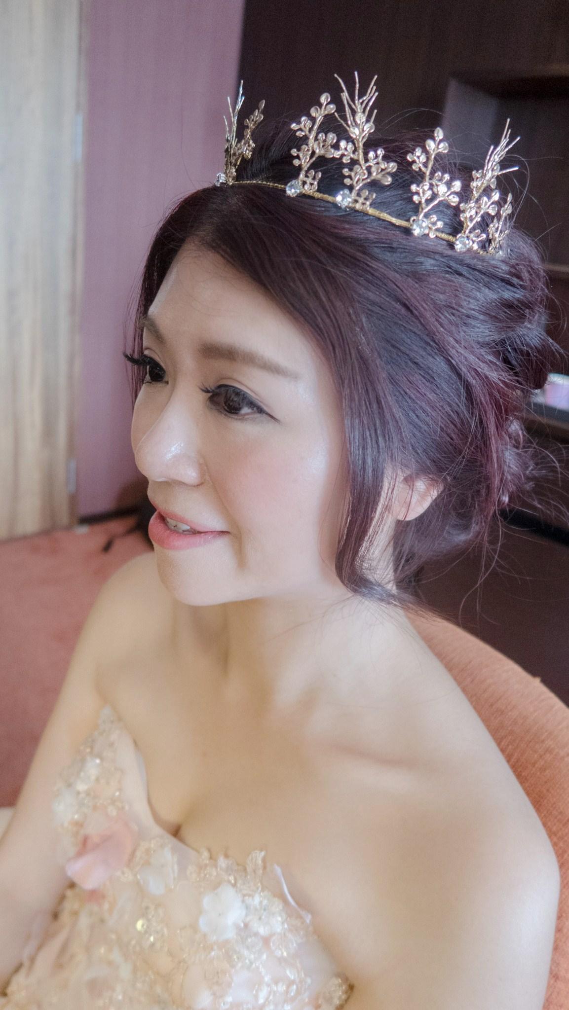 香港Hazel新娘(訂結)