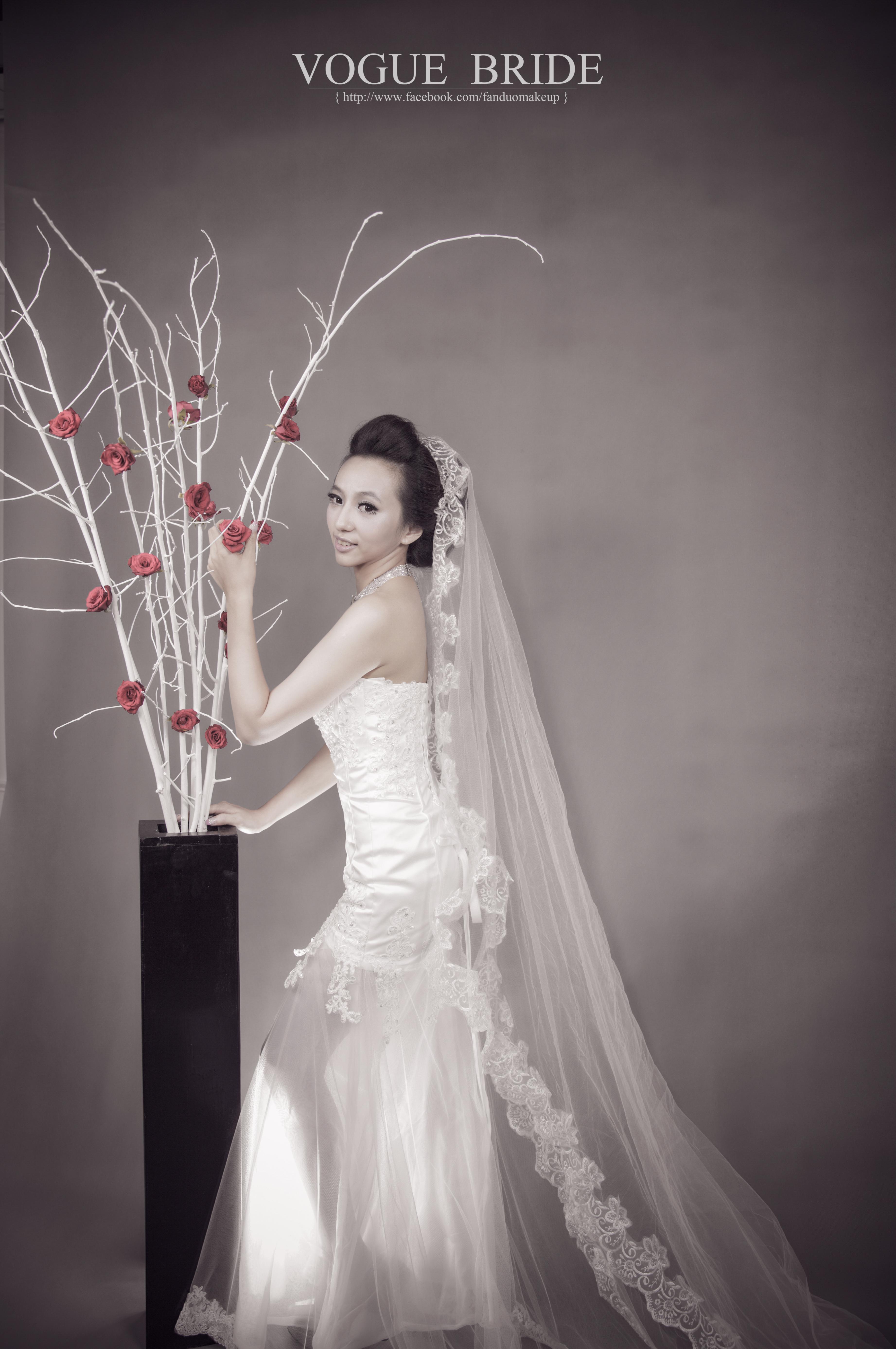 韓式婚紗寫真