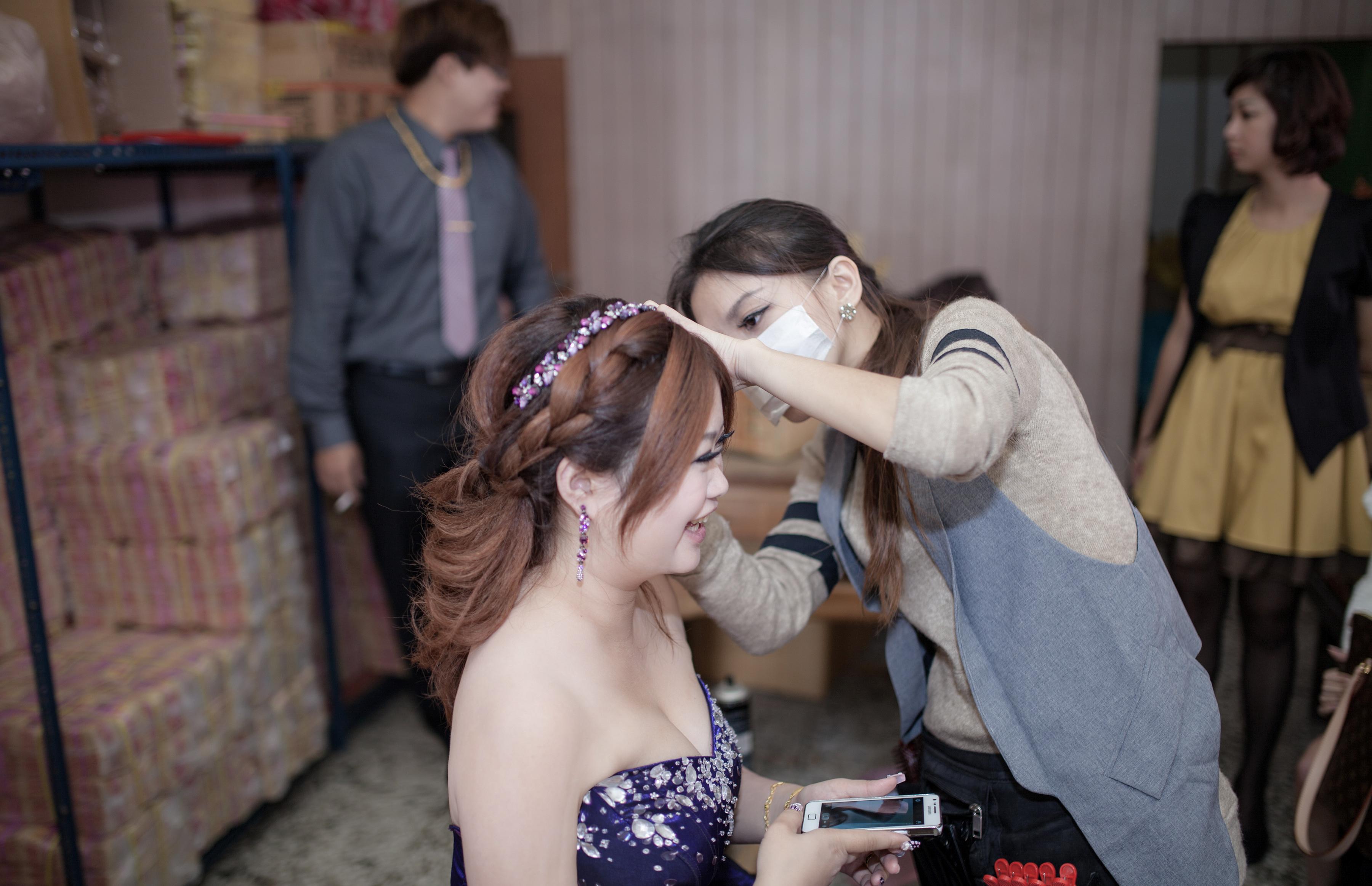 高雄秀芬新娘(訂婚)