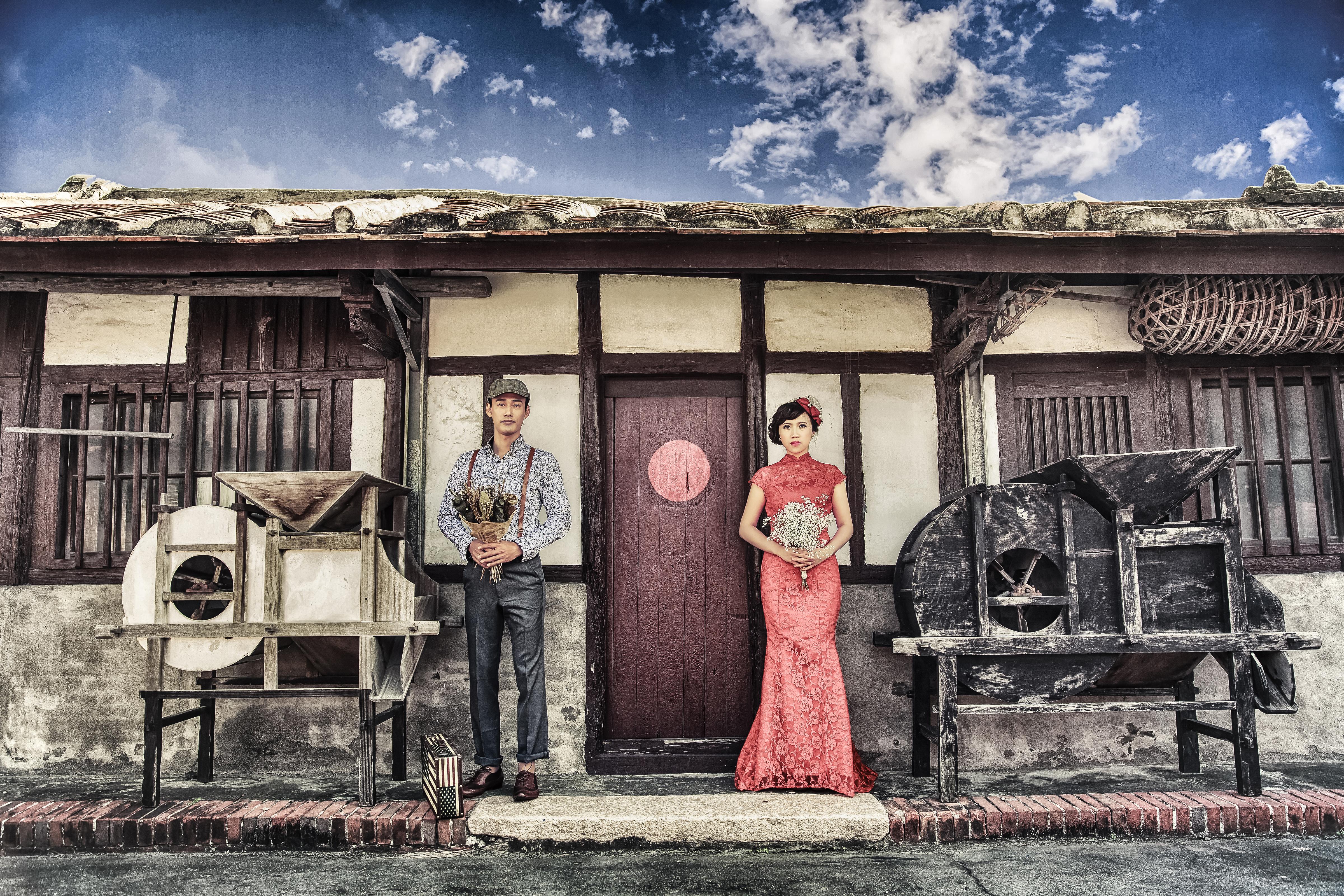 嘉鴻+霈筠自主婚紗